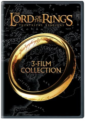 Lord Of The Rings Motion Picture Trilogy DVD Nr
