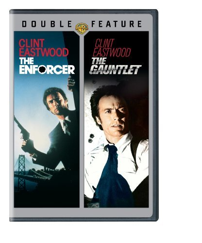 Enforcer Gauntlet Double Feature Clint Eastwood DVD Nr