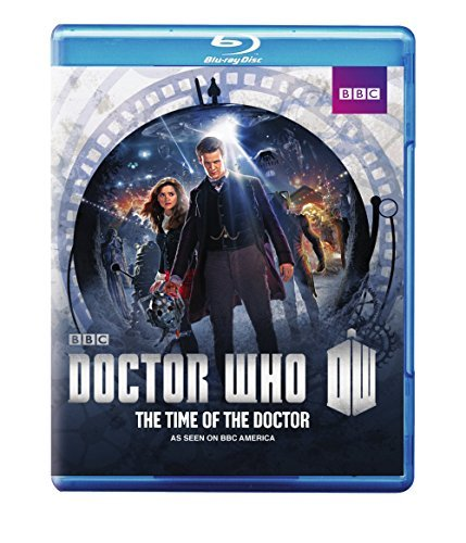 Doctor Who Time Of The Doctor Blu Ray Nr Ws