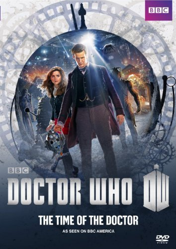 Doctor Who Time Of The Doctor DVD Nr