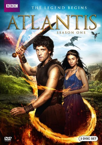 Atlantis Season 1 DVD Nr