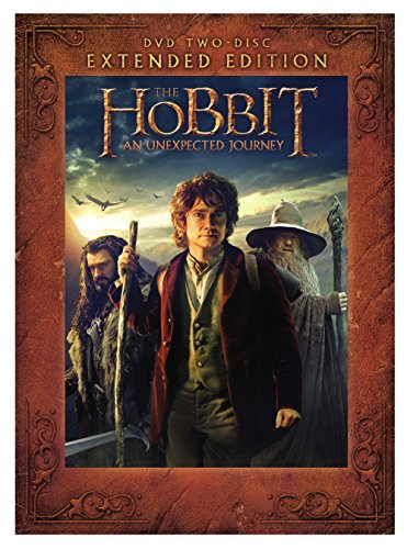 Hobbit An Unexpected Journey Hobbit Nr 2 DVD