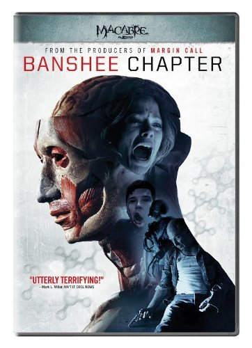 Banshee Chapter Winter Levine DVD R