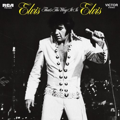 Elvis Presley That's The Way It Is 180gm Vinyl