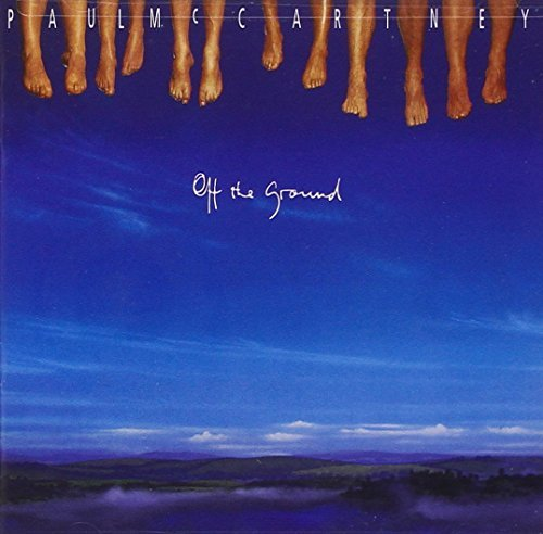 Paul Mccartney Off The Ground (reissue)