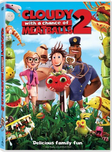 Cloudy With A Chance Of Meatballs 2 Cloudy With A Chance Of Meatballs 2 DVD Uv Pg