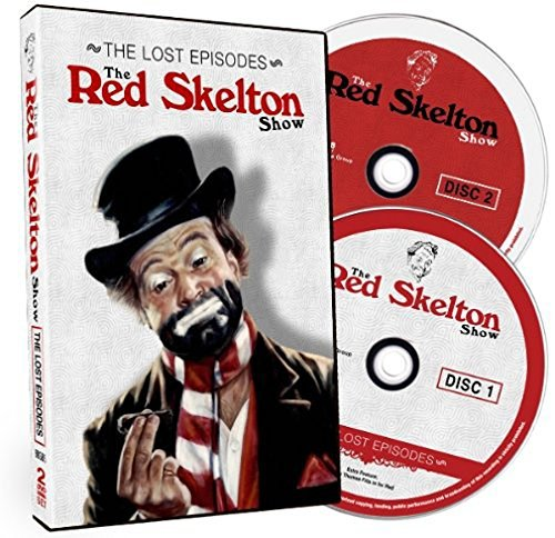 Red Skelton Show Lost Episodes DVD Nr