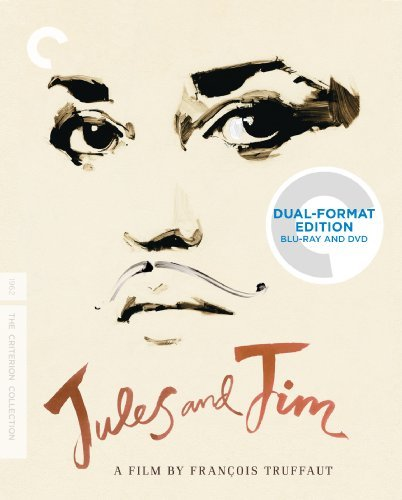 Jules & Jim Moreau Werner Serre Blu Ray DVD Nr Ws Criterion Collection