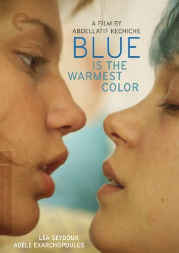 Blue Is The Warmest Color Exarchopoulos Seydoux DVD Nr Ws Criterion Collection