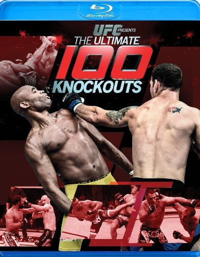 Ufc Presents Ultimate 100 Kno Ufc Blu Ray Ws Nr