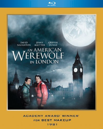 An American Werewolf In London Dunne Naughton Blu Ray Dc Uv R Ws