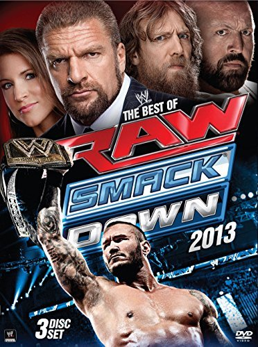 Wwe Best Of Raw & Smackdown 2013 DVD Tvpg