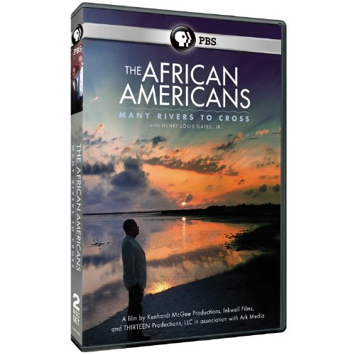 African Americans Many Rivers To Cross Pbs DVD Nr