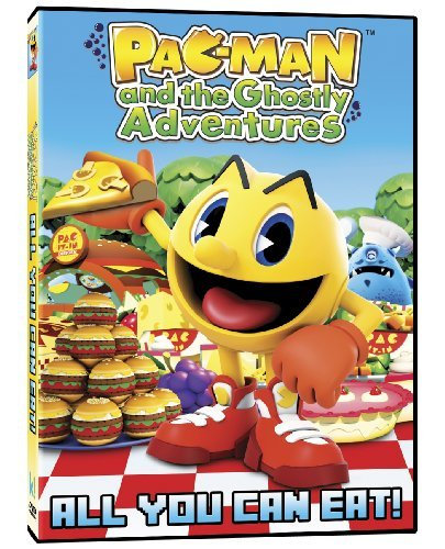 Pac Man & The Ghostly Adventures All You Can Eat Nr