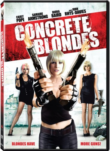 Concrete Blondes Smith Pope Baird Rector DVD Nr Ws