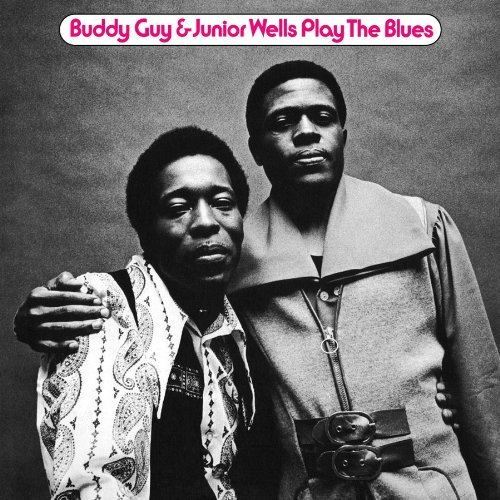Buddy & Junior Wells Guy Play The Blues The Deluxe Edit Deluxe Ed. 2 CD