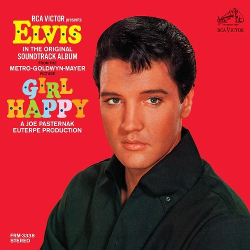 Elvis Presley Girl Happy 180gm Vinyl