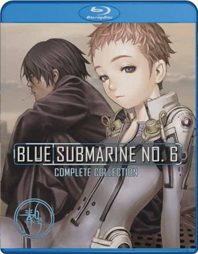Blue Submarine No. 6 Complete Blue Submarine No. 6 Blu Ray Ws Nr