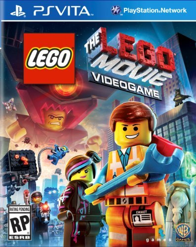Playstation Vita Lego Movie Videogame Whv Games E10+