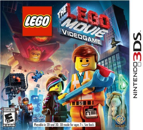 Nintendo 3ds Lego Movie Videogame Whv Games