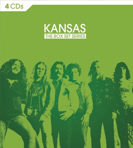 Kansas Box Set Series Softpak Box Set Series