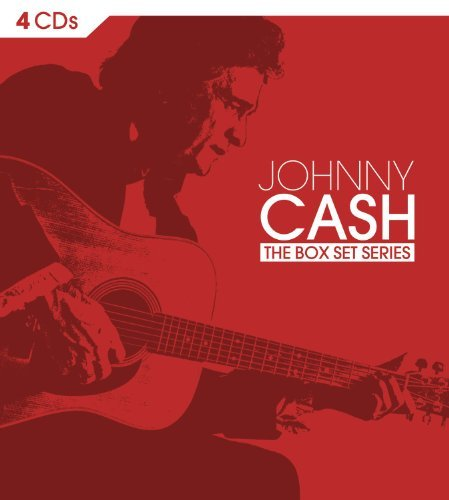 Johnny Cash Box Set Series Softpak Box Set Series