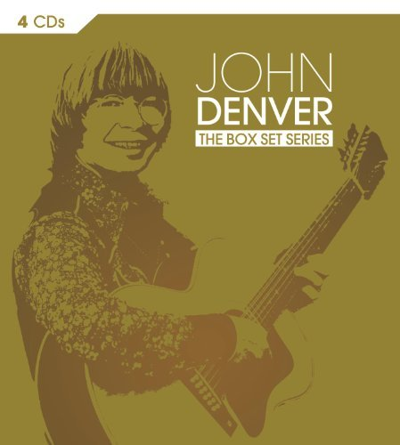 John Denver Box Set Series Softpak Box Set Series