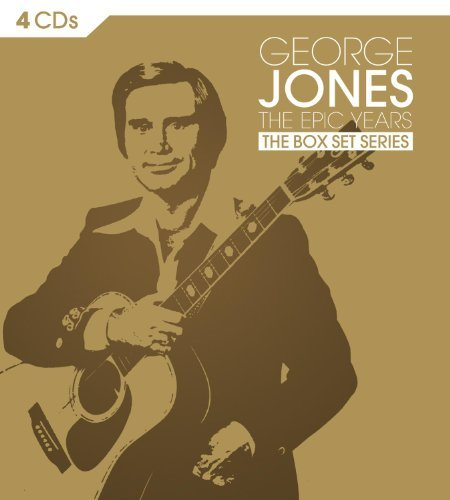 George Jones Box Set Series Softpak Box Set Series
