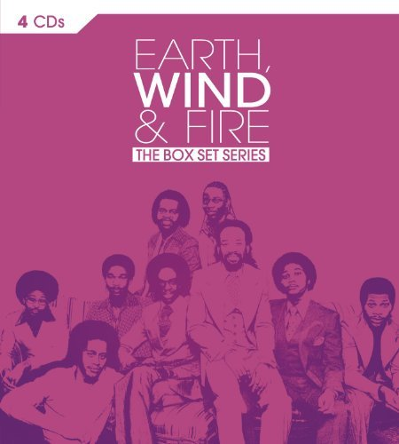 Earth Wind & Fire Box Set Series Softpak Box Set Series
