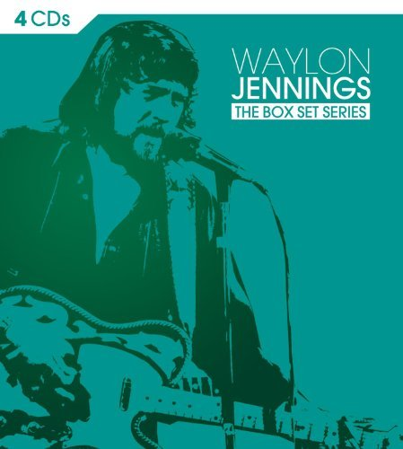 Waylon Jennings Box Set Series Softpak Box Set Series