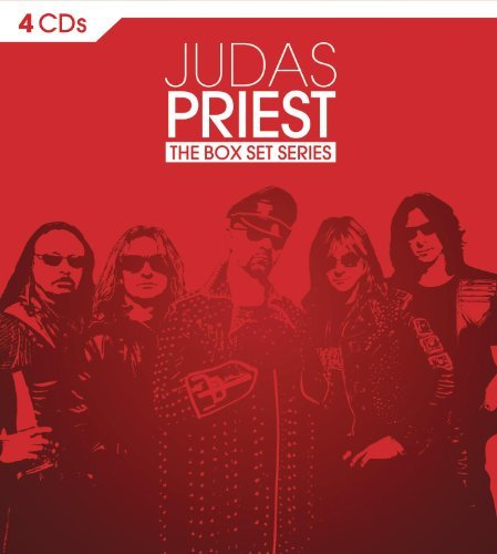 Judas Priest Box Set Series Softpak Box Set Series