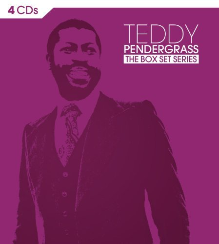 Teddy Pendergrass Box Set Series Softpak Box Set Series