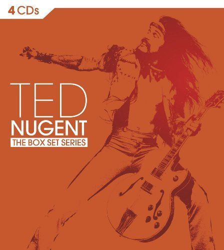 Ted Nugent Box Set Series Softpak Box Set Series