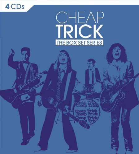 Cheap Trick Box Set Series Softpak Box Set Series