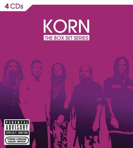 Korn Box Set Series Explicit Version Box Set Series