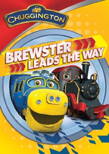 Chuggington Brewster Leads The Way DVD Nr Ws