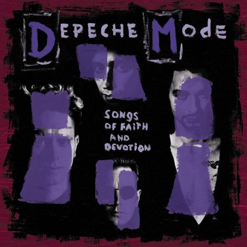 Depeche Mode Songs Of Faith & Devotion 180gm Vinyl