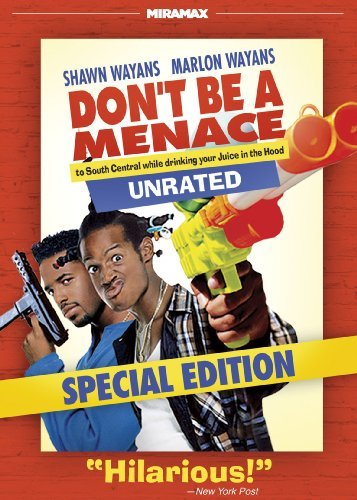 Don't Be A Menace To South Cen Don't Be A Menace To South Cen Ws Nr Special Ed.