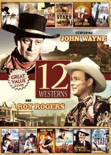 12 Movie Westerns 12 Movie Westerns Nr 2 DVD
