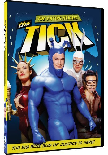 Tick Complete Series DVD Nr