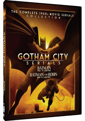 Dark Knight Serials Batman Ba Dark Knight Serials Batman Ba Bw Nr