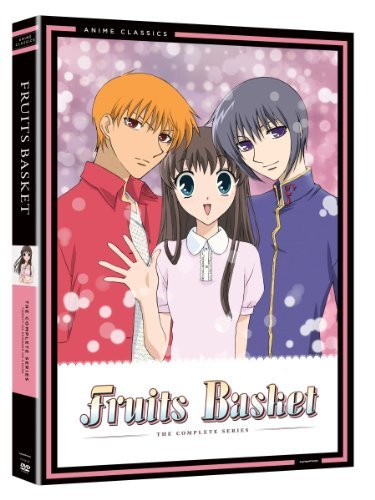 Fruits Basket Complete Series DVD Tvpg