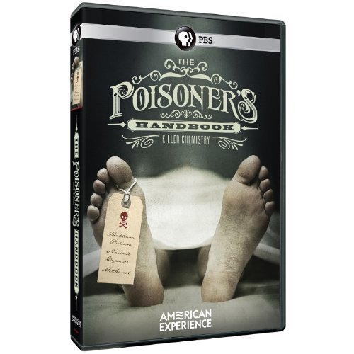 American Experience The Poisoner's Handbook DVD Nr