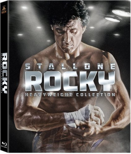 Rocky Heavyweight Collection Blu Ray Ws Rocky Heavyweight Collection