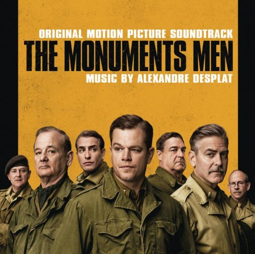 Alexandre Desplat Monuments Men