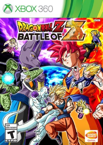 Xbox 360 Dragon Ball Z Battle Of Z Namco Bandai Games Amer T