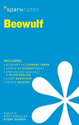 Sparknotes Beowulf Sparknotes Literature Guide