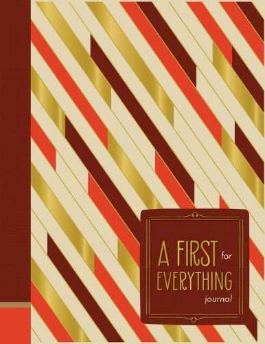 Chronicle Books A First For Everything Journal