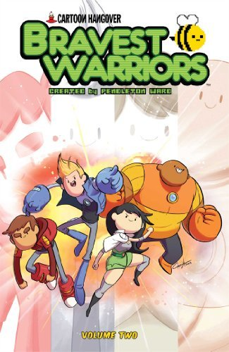 Joey Comeau Bravest Warriors Volume 2
