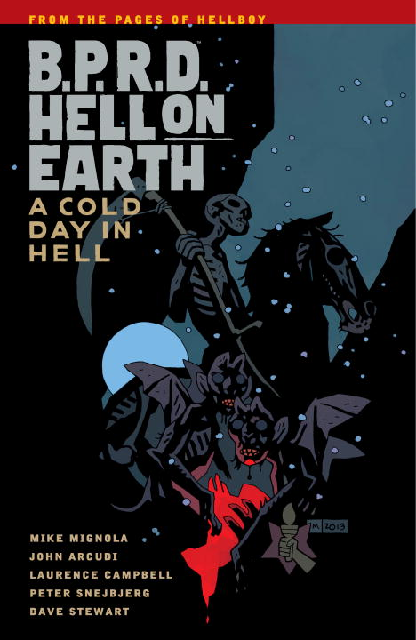Michael Mignola A Cold Day In Hell